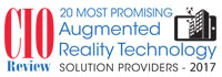 20 Most Promising Augmented Reality Technology Solution Providers - 2017